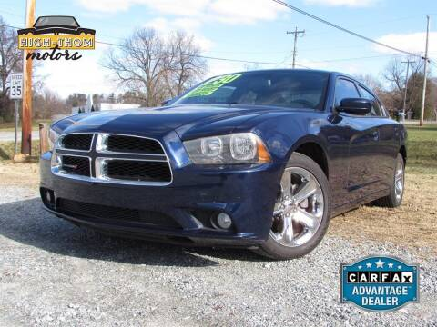 2014 Dodge Charger for sale at High-Thom Motors in Thomasville NC