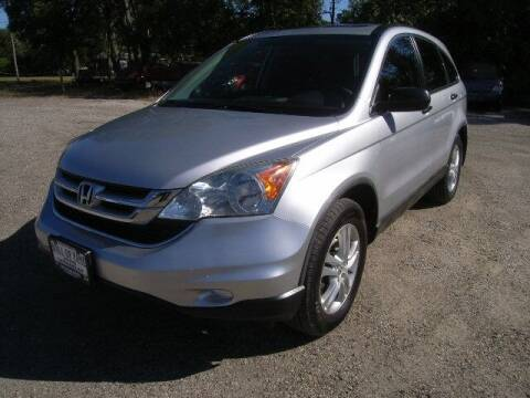 2010 Honda CR-V for sale at HALL OF FAME MOTORS in Rittman OH
