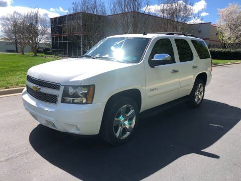 2008 Chevrolet Tahoe for sale at A&M Enterprises in Concord NC