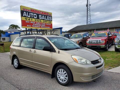 2005 Toyota Sienna for sale at Mox Motors in Port Charlotte FL