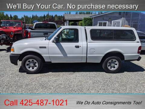 2007 Ford Ranger for sale at Platinum Autos in Woodinville WA