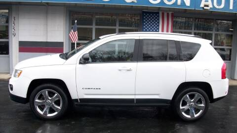 2011 Jeep Compass for sale at Bill's & Son Auto/Truck Inc in Ravenna OH