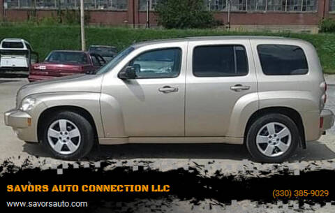 2008 Chevrolet HHR for sale at SAVORS AUTO CONNECTION LLC in East Liverpool OH