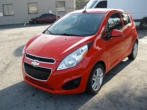 2014 Chevrolet Spark for sale at Priceline Automotive in Tampa FL