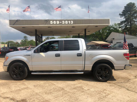 2013 Ford F-150 for sale at BOB SMITH AUTO SALES in Mineola TX