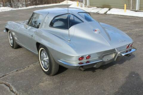 1963 Chevrolet Corvette for sale at Classic Car Deals in Cadillac MI