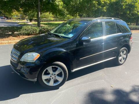 2010 Mercedes-Benz M-Class for sale at Import Performance Sales in Raleigh NC