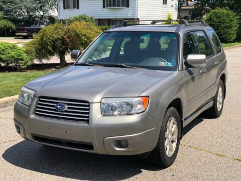 2006 Subaru Forester for sale at MAGIC AUTO SALES in Little Ferry NJ