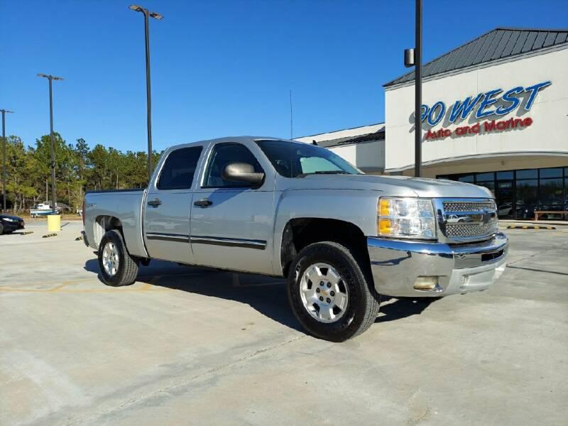 2012 Chevrolet Silverado 1500 for sale at 90 West Auto & Marine Inc in Mobile AL