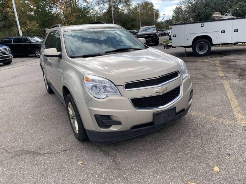 2012 Chevrolet Equinox for sale at Ganley Chevy of Aurora in Aurora OH