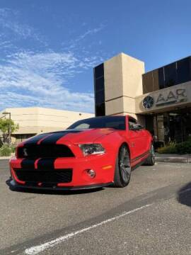 2010 Ford Shelby GT500 for sale at Arizona Auto Resource in Tempe AZ