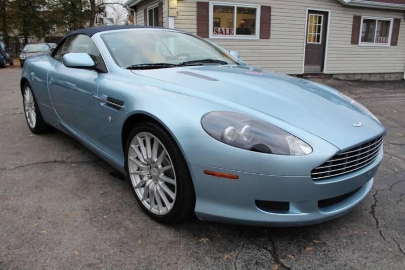 2006 Aston Martin DB9 for sale at Falleti Motors, Inc.  est. 1976 in Batavia NY