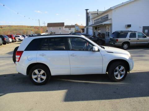 2009 Suzuki Grand Vitara for sale at ROUTE 119 AUTO SALES & SVC in Homer City PA