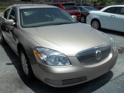 2006 Buick Lucerne for sale at PJ's Auto World Inc in Clearwater FL