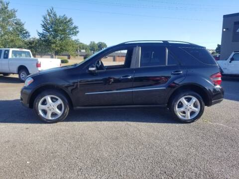 2008 Mercedes-Benz M-Class for sale at 4M Auto Sales | 828-327-6688 | 4Mautos.com in Hickory NC
