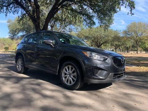 2015 Mazda CX-5 for sale at 210 Auto Center in San Antonio TX