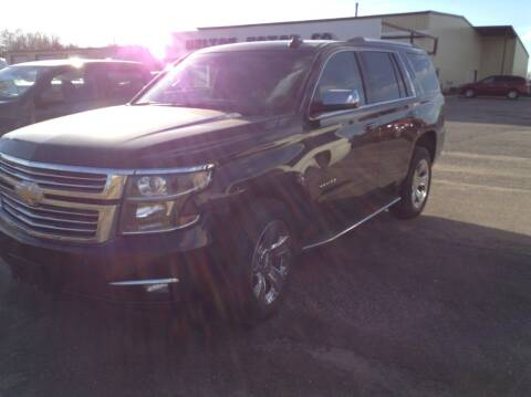 2016 Chevrolet Tahoe for sale at Melton Chevrolet in Belleville KS