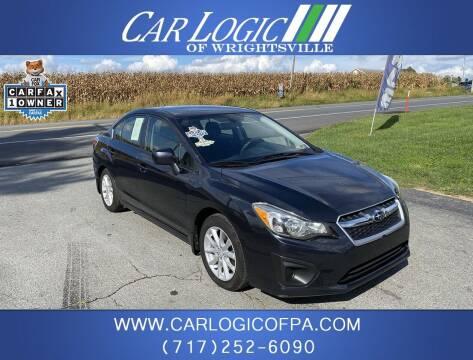 2012 Subaru Impreza for sale at Car Logic in Wrightsville PA