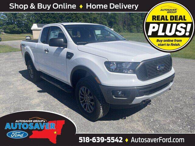 2021 Ford Ranger for sale in Comstock, NY