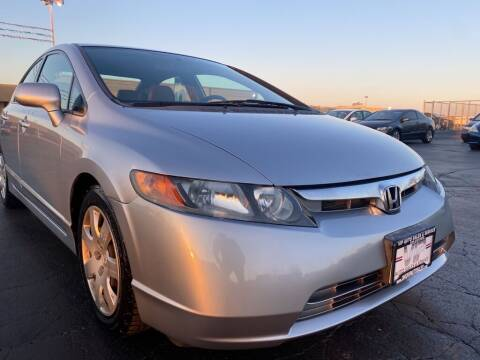 2008 Honda Civic for sale at VIP Auto Sales & Service in Franklin OH