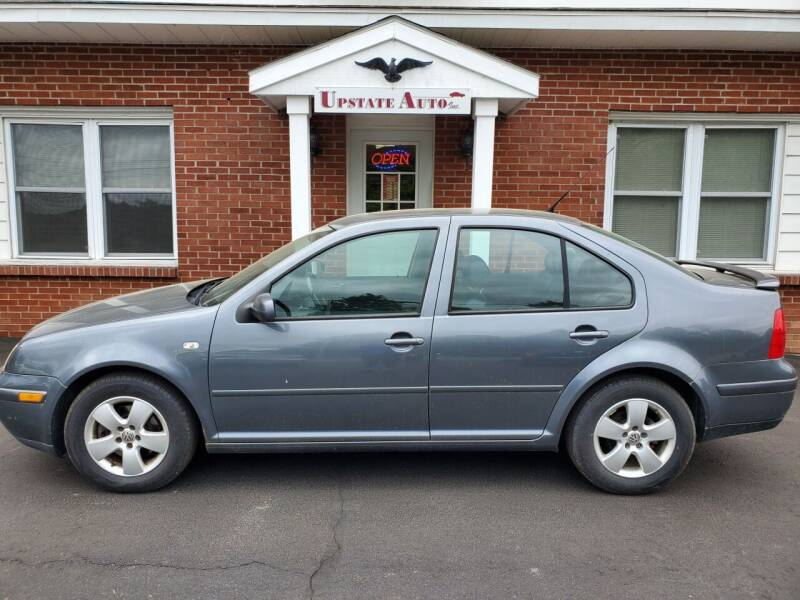 2003 Volkswagen Jetta for sale at UPSTATE AUTO INC in Germantown NY