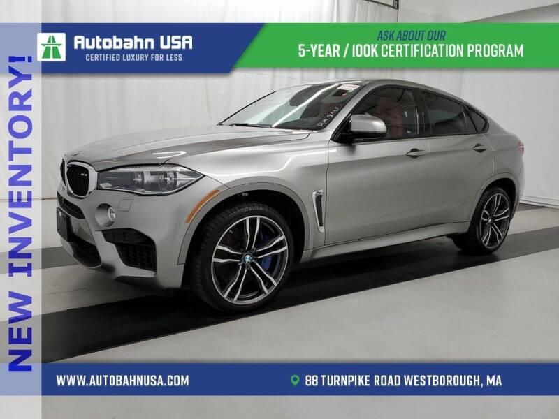 2018 BMW X6 M for sale in Westborough, MA