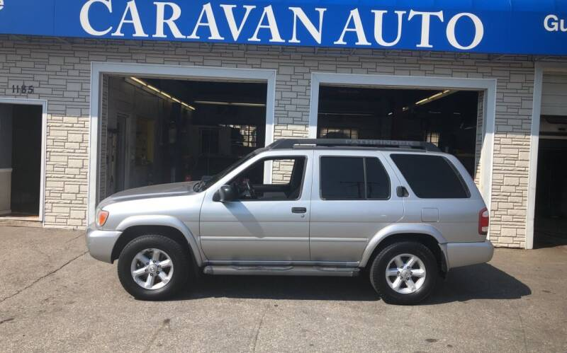 2004 Nissan Pathfinder for sale at Caravan Auto in Cranston RI