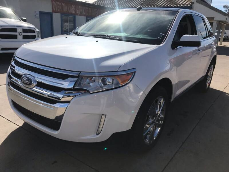 2013 Ford Edge for sale at Town and Country Motors in Mesa AZ