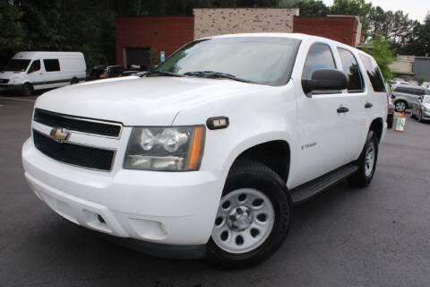 2008 Chevrolet Tahoe for sale at Atlanta Unique Auto Sales in Norcross GA