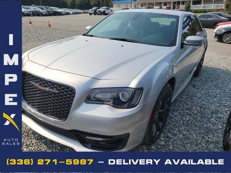 2021 Chrysler 300 for sale at Impex Auto Sales in Greensboro NC