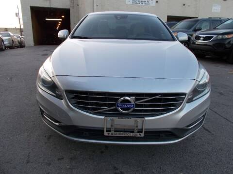 2015 Volvo S60 for sale at ACH AutoHaus in Dallas TX