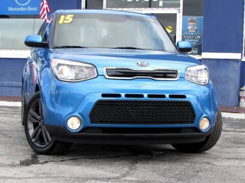 2015 Kia Soul for sale at Orlando Auto Connect in Orlando FL