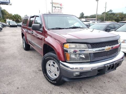 2008 Chevrolet Colorado for sale at Mars auto trade llc in Kissimmee FL