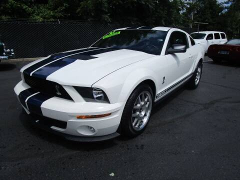 2007 Ford Shelby GT500 for sale at LULAY'S CAR CONNECTION in Salem OR