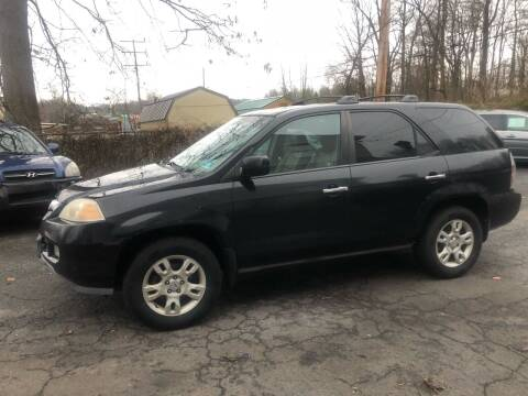 2004 Acura MDX for sale at 22nd ST Motors in Quakertown PA