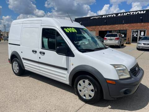 2012 Ford Transit Connect for sale at Motor City Auto Auction in Fraser MI