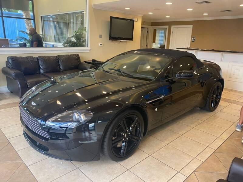 2009 Aston Martin V8 Vantage for sale at Premier Motorcars Inc in Tallahassee FL