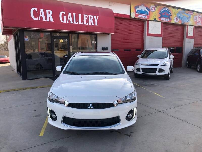 2017 Mitsubishi Lancer for sale at Car Gallery in Oklahoma City OK