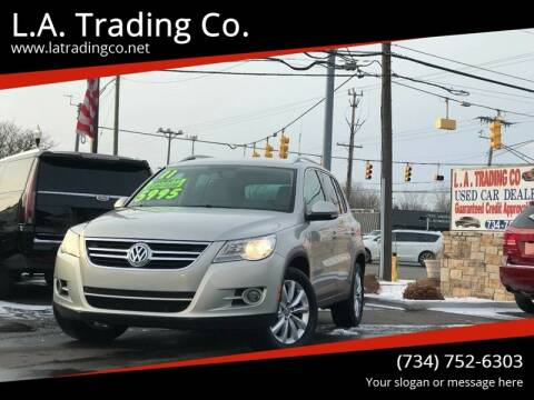 2011 Volkswagen Tiguan for sale at L.A. Trading Co. Woodhaven in Woodhaven MI