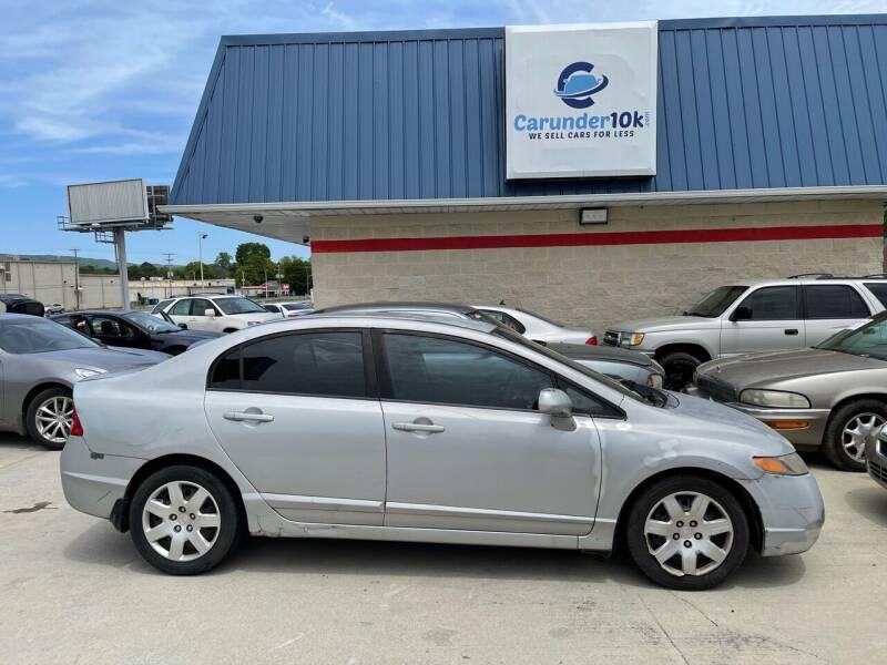 2009 Honda Civic for sale at CarUnder10k in Dayton TN