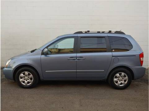 2007 Kia Sedona for sale at Chehalis Auto Center in Chehalis WA