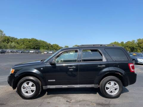 2008 Ford Escape for sale at CARS PLUS CREDIT in Independence MO