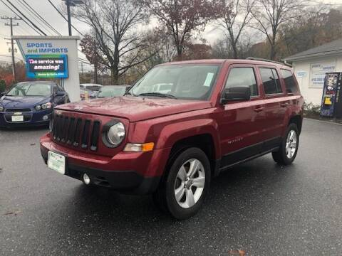 2015 Jeep Patriot for sale at Sports & Imports in Pasadena MD
