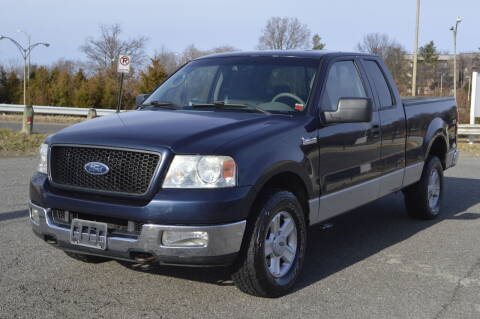 2004 Ford F-150 for sale at Mid Atlantic Truck Center in Alexandria VA
