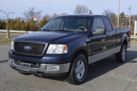 2004 Ford F-150 for sale at Mid Atlantic Truck Center in Alexandria VA