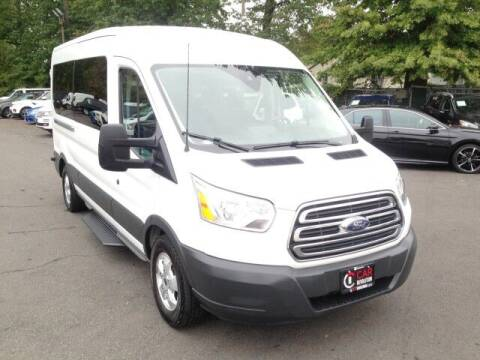 2018 Ford Transit Passenger for sale at EMG AUTO SALES in Avenel NJ