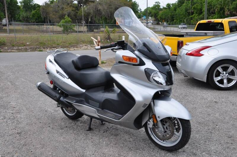2004 Suzuki Burgman for sale at Elite Motorcar, LLC in Deland FL
