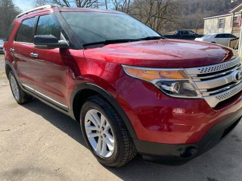 2013 Ford Explorer for sale at Day Family Auto Sales in Wooton KY