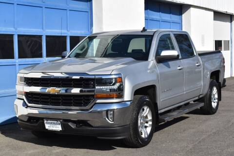 2017 Chevrolet Silverado 1500 for sale at IdealCarsUSA.com in East Windsor NJ