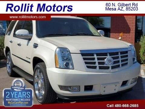 2013 Cadillac Escalade for sale at Rollit Motors in Mesa AZ